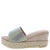 Grass204 Beige Women's Wedge