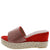 Grass204 Red Women's Wedge