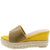 Grass204 Yellow Women's Wedge