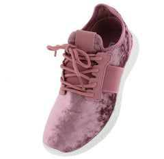 THEA092 MAUVE WOMAN'S FLAT - Wholesale Fashion Shoes