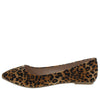 Giselle15 Leopard Almond Toe Ballet Flat - Wholesale Fashion Shoes