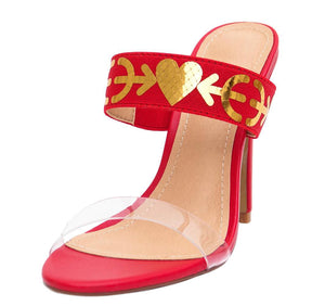 f7d3f256523 Sarah288 Red Woman s Heel - Wholesale Fashion Shoes