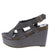 Gracie01 Grey Women's Wedge