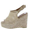 Grass2 Natural Women's Wedge - Wholesale Fashion Shoes