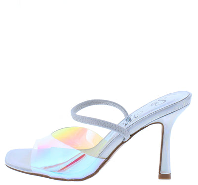 Hadiya Hologram Women's Heel - Wholesale Fashion Shoes