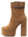 Haider Nude Women's Boot - Wholesale Fashion Shoes