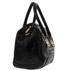 GABRIELLA BLACK HANDBAG - Wholesale Fashion Shoes