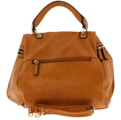 CALYPSO TAN WOMEN'S HANDBAG - Wholesale Fashion Shoes