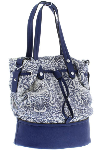 Abigail036 Blue Women's Handbag - Wholesale Fashion Shoes