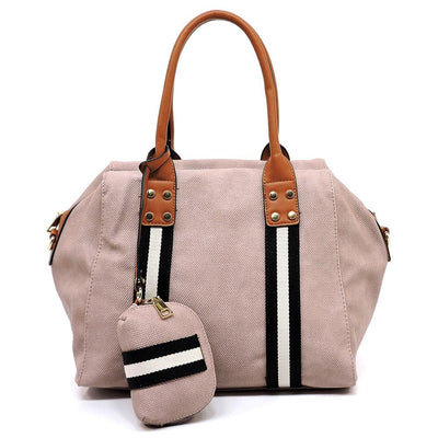 Peyton124 Blush Women's Handbag - Wholesale Fashion Shoes
