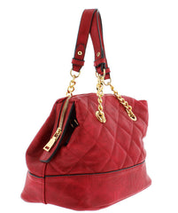 RIGGINS RED WOMEN'S HANDBAG - Wholesale Fashion Shoes