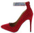 Hibiscus16s Red Women's Heel