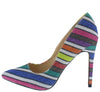 Hibiscus35 Multi Women's Heel - Wholesale Fashion Shoes