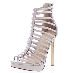 AUBERY3 NUDE WOMEN'S HEEL - Wholesale Fashion Shoes