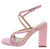 Itzel Blush Women's Heel