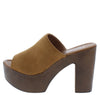 Jackie06 Tan Women's Heel - Wholesale Fashion Shoes