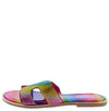 Jeffie01 Rainbow Women's Sandal