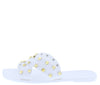Jelli85 White Women's Sandal - Wholesale Fashion Shoes