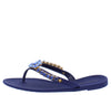 Joanie161 Blue Women's Sandal - Wholesale Fashion Shoes