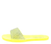Jolie08 Neon Yellow Women's Sandal - Wholesale Fashion Shoes