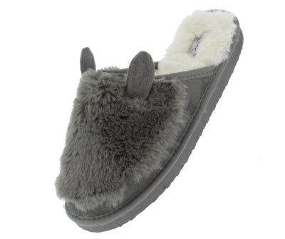 Josie01 Grey Women's Flat - Wholesale Fashion Shoes