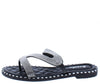 Kris66 Black Women's Sandal