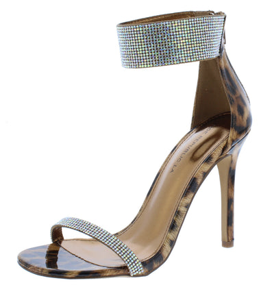 Kando Leopard Women's Heel - Wholesale Fashion Shoes