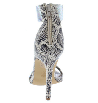 Kando Snake Women's Heel - Wholesale Fashion Shoes