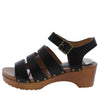 Keen09a Black Women's Heel - Wholesale Fashion Shoes