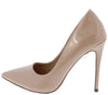 Christine104 Nude Women's Heel - Wholesale Fashion Shoes