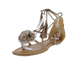 KINDLY3 TAUPE WOMEN'S SANDAL