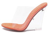Lemonade Orange Women's Wedge - Wholesale Fashion Shoes