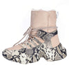 Leo Snake Women's Boot - Wholesale Fashion Shoes