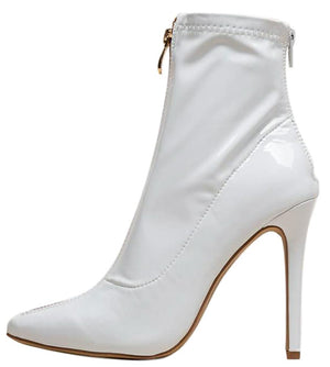 bbcd8d05683c ... Open Toe Chunky Heel  10.88 · Ellie195 White Women s Boot - Wholesale  Fashion Shoes