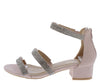 Laken25 Nude Women's Heel - Wholesale Fashion Shoes