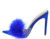 Anna231 Blue Women's Heel - Wholesale Fashion Shoes