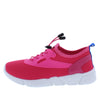 Lemo06 Fuchsia Women's Flat - Wholesale Fashion Shoes