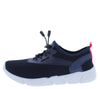 Lemo06 Navy Women's Flat - Wholesale Fashion Shoes
