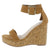 Lillian11 Tan Pu Women's Wedge