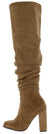 Nicole139 Tan Women's Boot