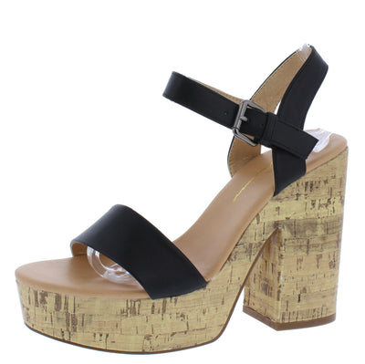 Lizzo Black Women's Heel - Wholesale Fashion Shoes
