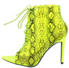 Lolo Lime Women's Heel - Wholesale Fashion Shoes