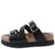 Lookout06s Black Women's Sandal