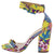 Lopez Yellow Women's Heel