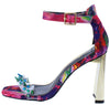 Lovelyn1 Fuchsia Women's Heel - Wholesale Fashion Shoes