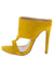 Luzie Yellow Women's Heel