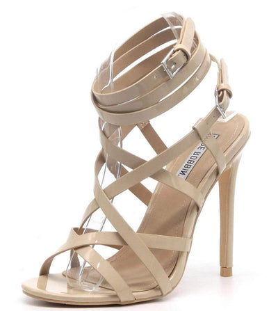 Mesmerize Nude Woman's Heel - Wholesale Fashion Shoes