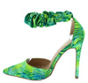 Maja2 Green Women's Heel - Wholesale Fashion Shoes