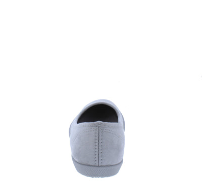Malibu03 Grey Women's Flat - Wholesale Fashion Shoes