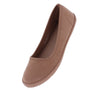 Malibu03 Mauve Women's Flat - Wholesale Fashion Shoes